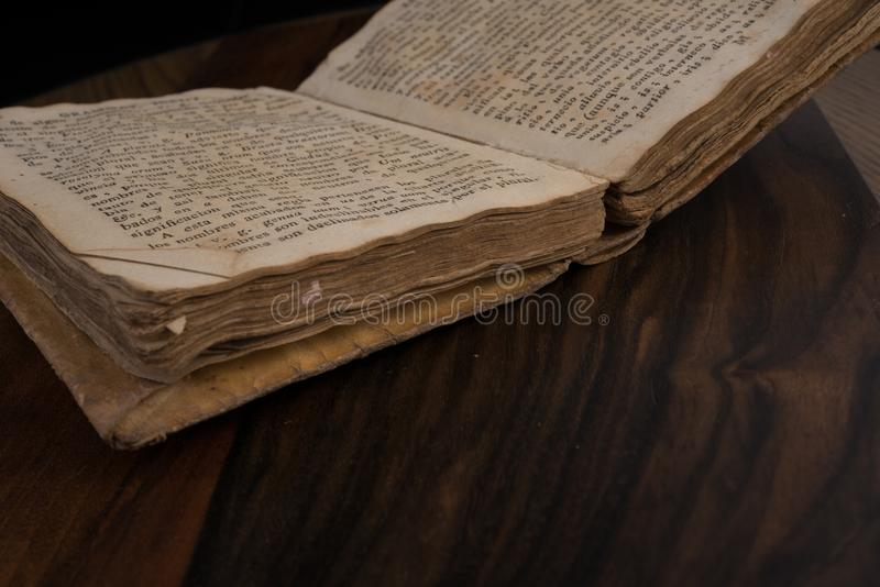 Download Vintage book stock photo. Image of aged, knowledge, heritage - 34644980