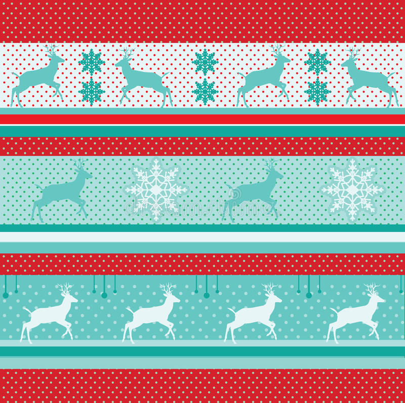 Download Vintage Border CHRISTMAS stock vector. Image of happy - 63506986