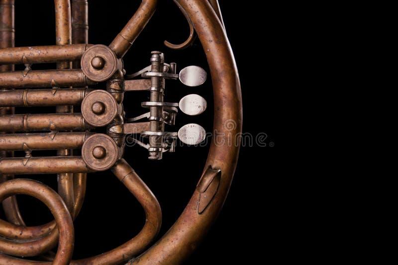 Vintage Bronze Pipes, Valve, Key Mechanical Elements French