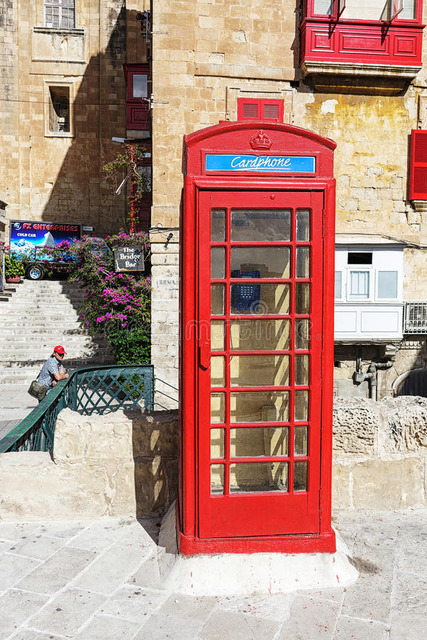 Red Phone Box Malta Stock Images - Download 141 Royalty Free