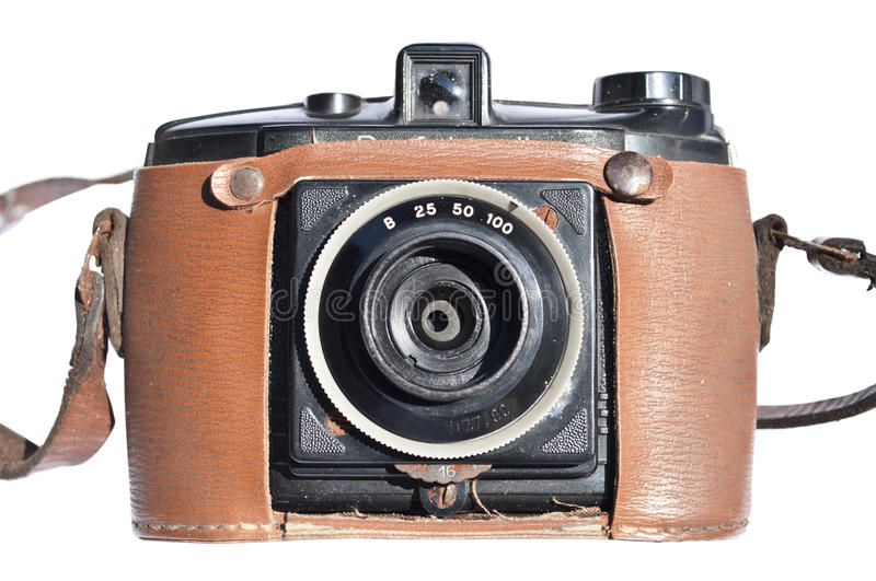 Download Vintage camera stock image. Image of button, camera, device - 19390689