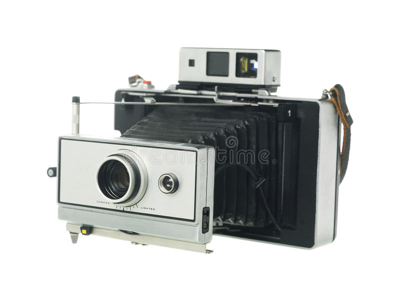 Download Vintage Camera stock photo. Image of obsolete, up, instant - 28912940