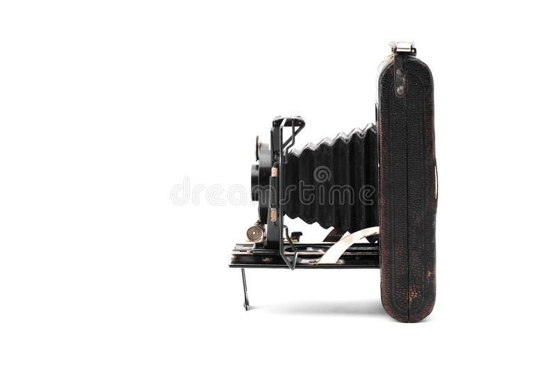 Download Vintage Camera From Forties Stock Photo - Image: 13534824