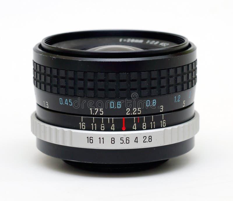 Download Vintage camera lens stock image. Image of dslr, manual - 16716241