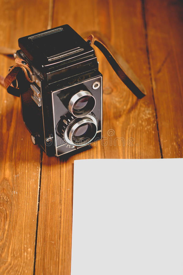 Download Vintage camera stock image. Image of table, cameras, photographic - 36771899