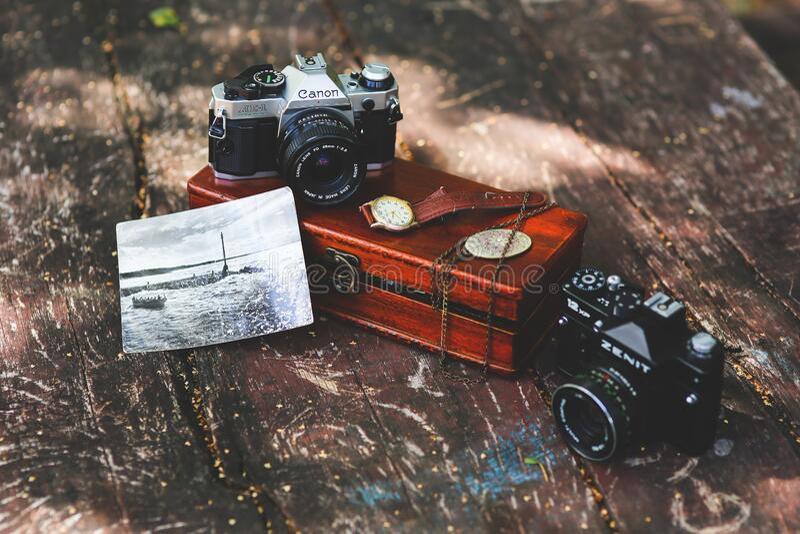 Vintage Cameras Free Public Domain Cc0 Image