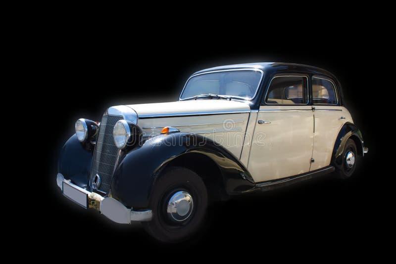 Vintage car royalty free stock photo