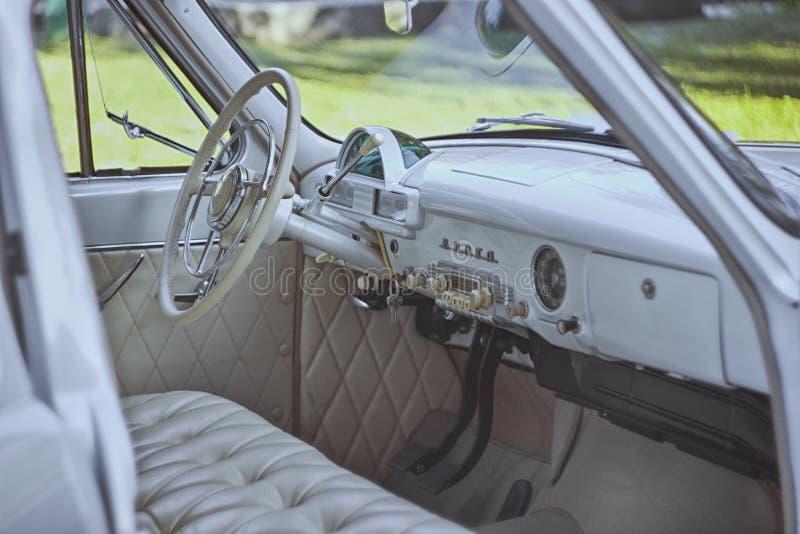 Vintage Car Interior Free Public Domain Cc0 Image