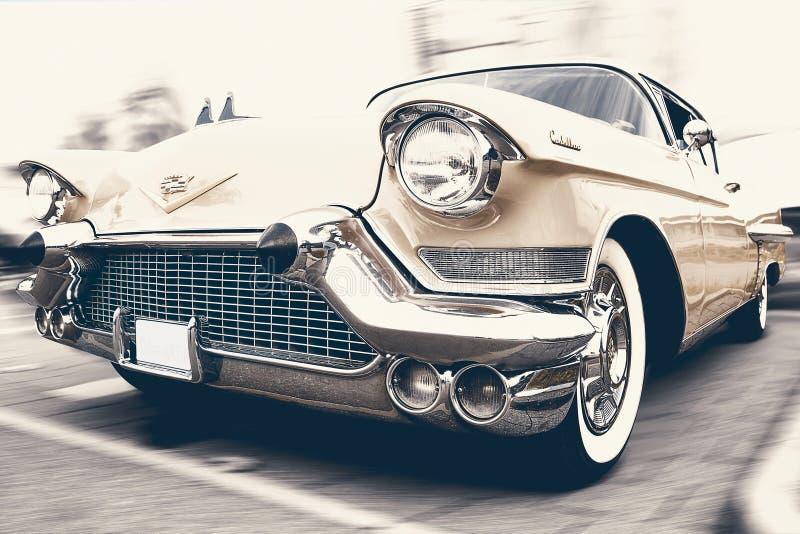 Vintage Car In Lot Free Public Domain Cc0 Image