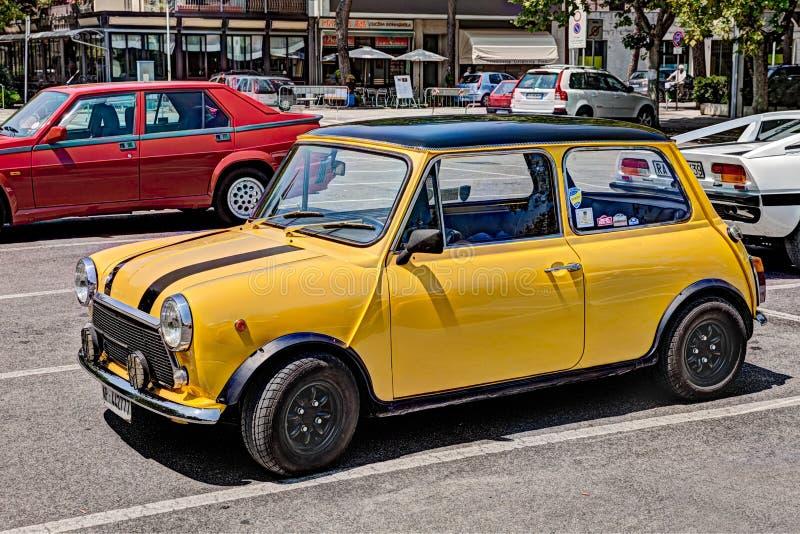 Download Vintage Car Mini Cooper 1300 Editorial Photo - Image: 33231371