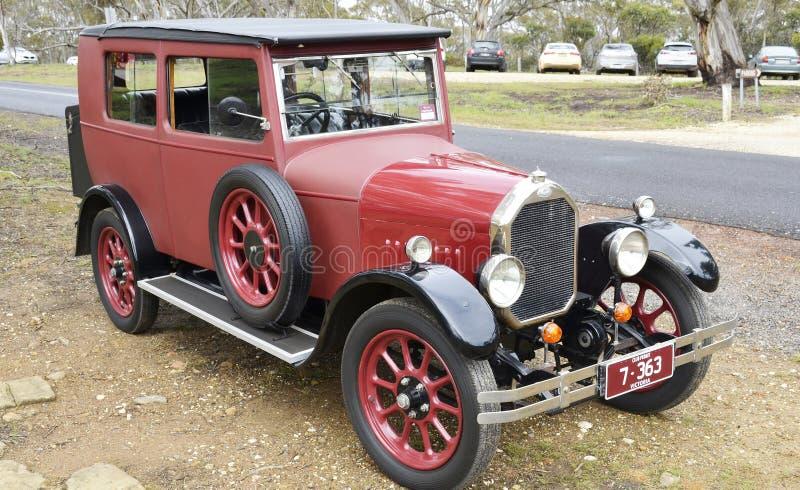 Vintage Car. stock photography