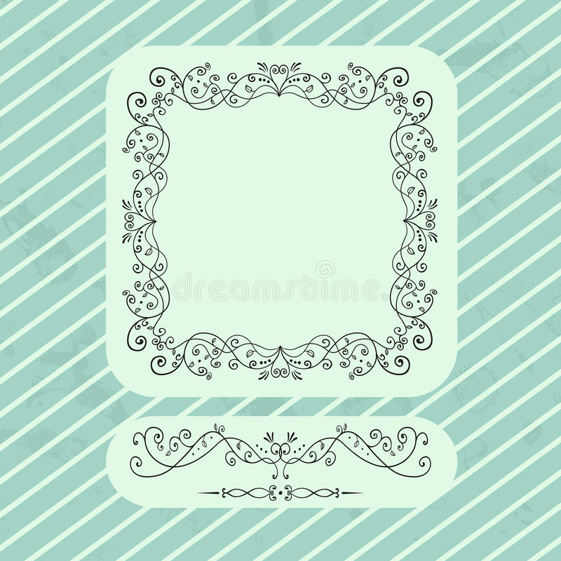Download Vintage Card Royalty Free Stock Images - Image: 26047379