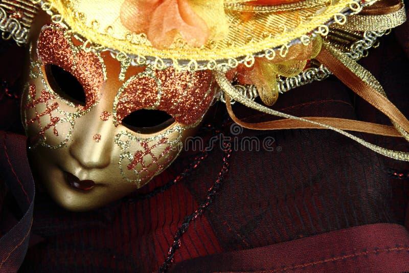 Download Vintage carnival mask stock image. Image of background - 28533051