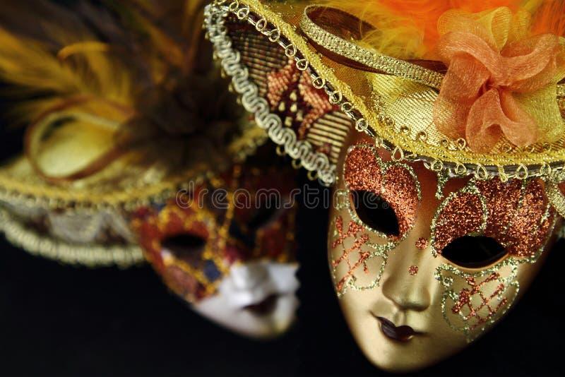 Download Vintage carnival masks stock image. Image of disguise - 28532185
