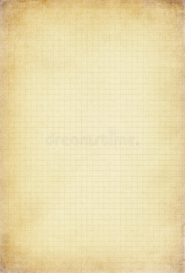 Vintage cell paper. stock photography