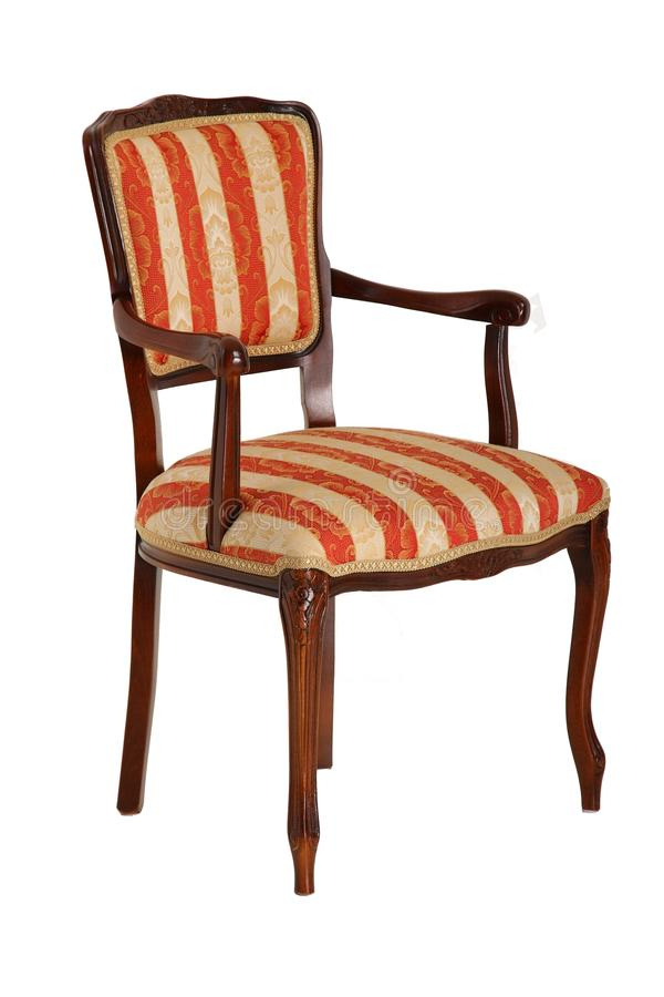 Vintage Chair Stock Photo
