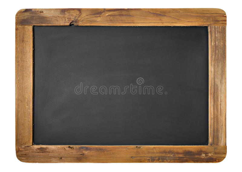 Download Vintage Chalkboard stock photo. Image of wooden, blackboard - 29954708