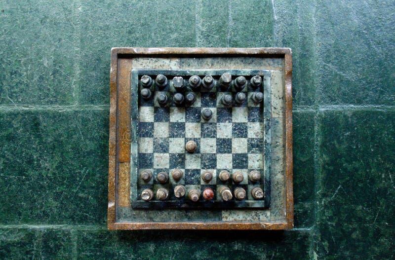 Vintage Chessboard Free Public Domain Cc0 Image