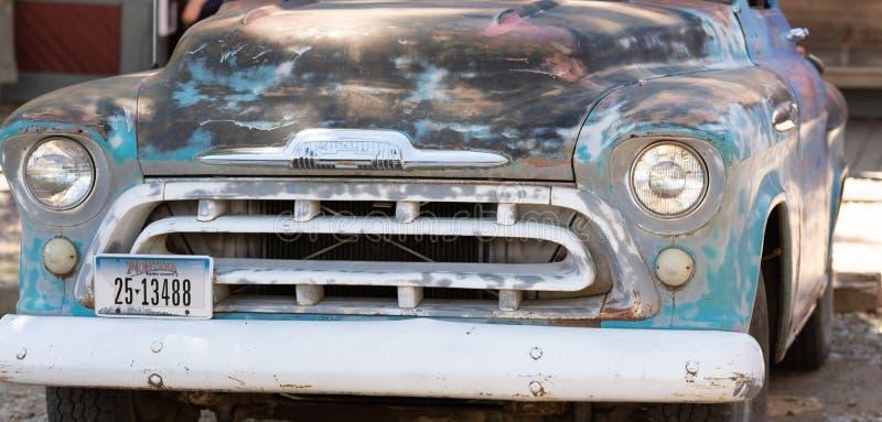 Vintage Chevrolet fotografía de archivo