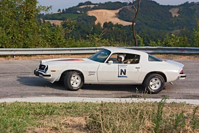 Vintage Chevrolet Camaro Z28 imagem de stock royalty free