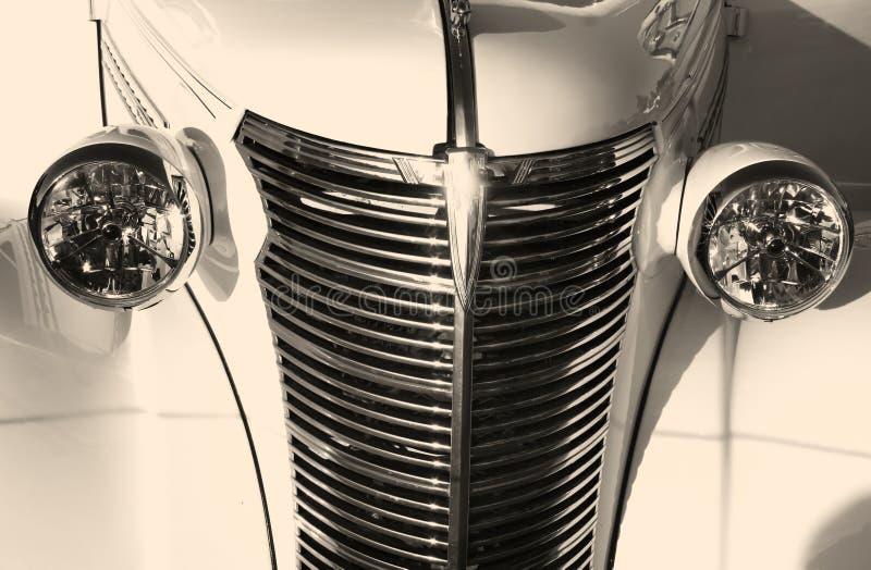 Vintage Chevy stock image