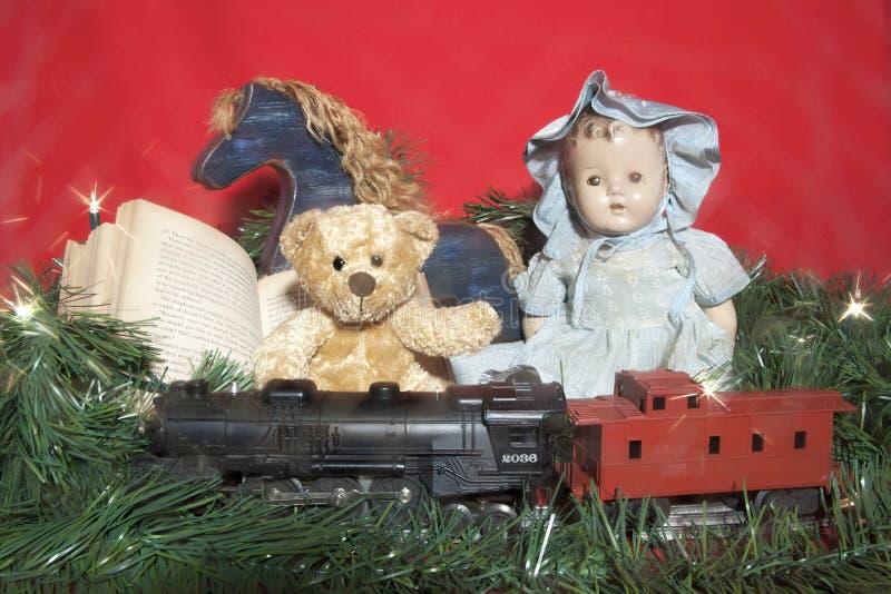 Vintage Christmas stock photography