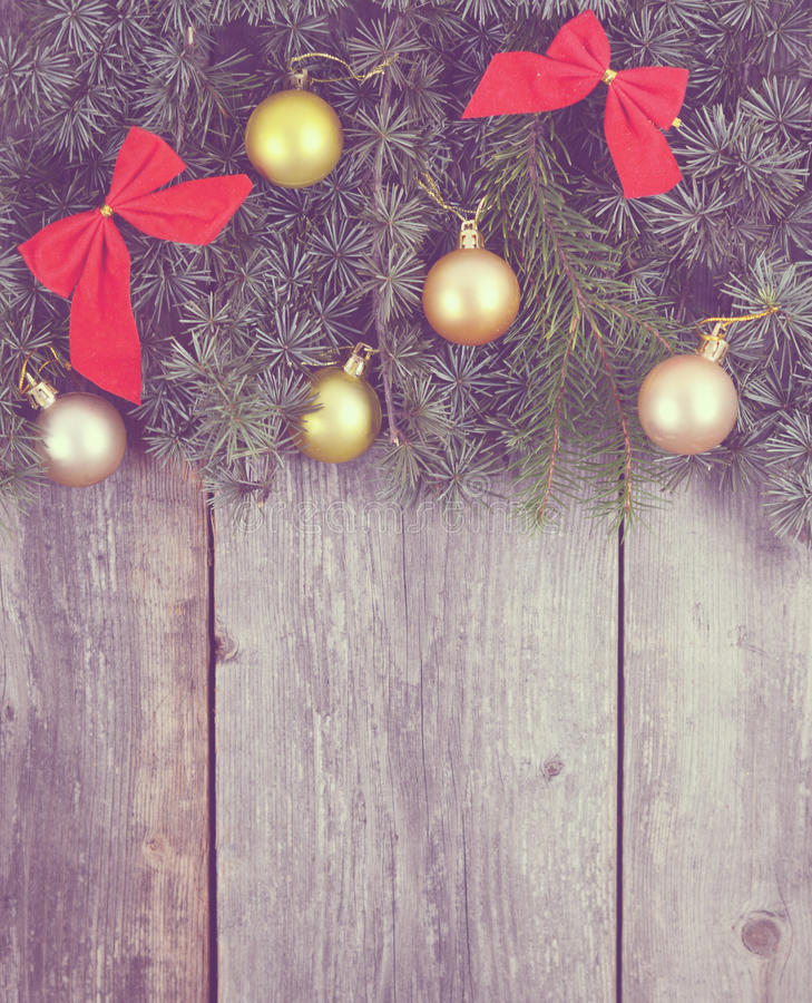 Download Vintage Christmas Background Stock Image - Image: 35558743