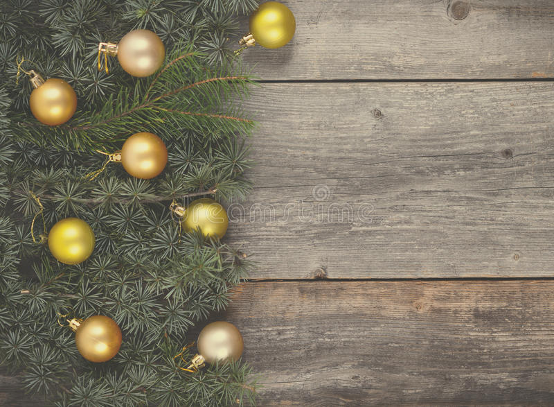 Download Vintage Christmas Background Stock Photo - Image: 35558828