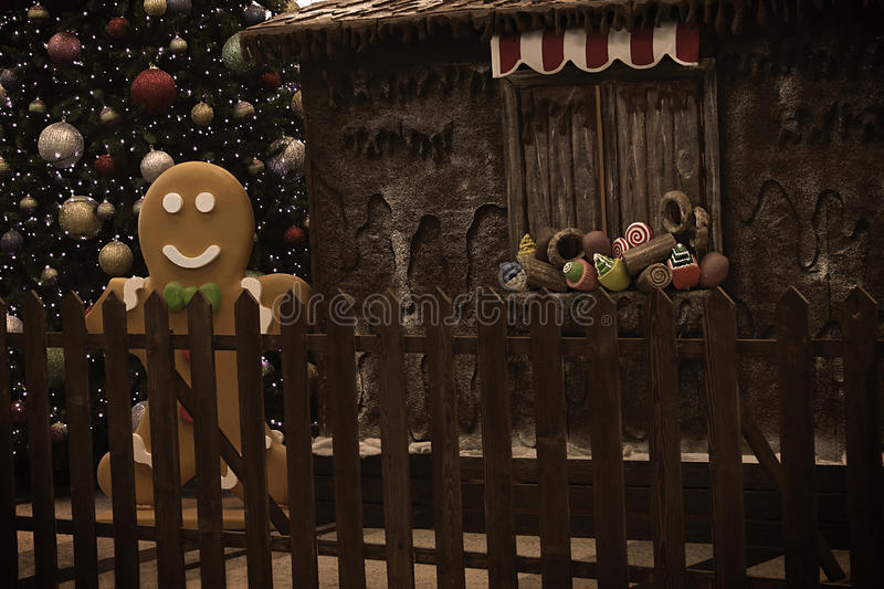 Vintage Christmas Decoration royalty free stock images
