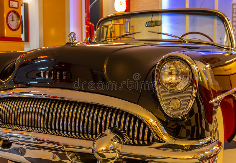 Vintage Classical Buick royalty free stock image