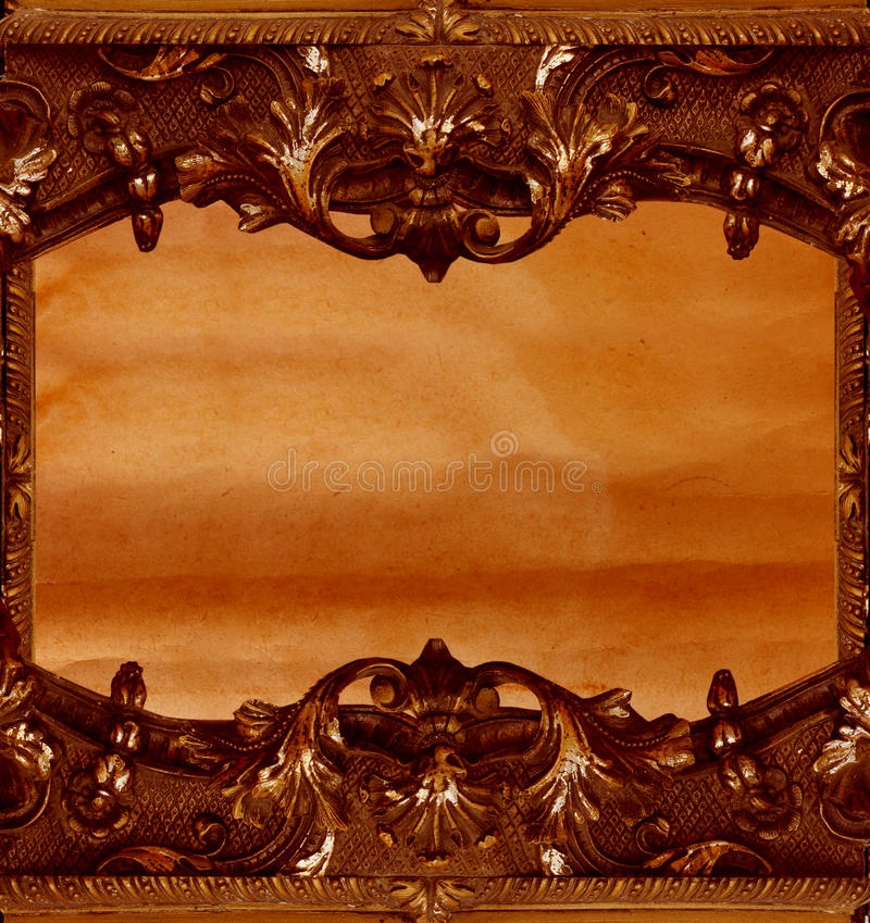 Download Vintage Classical Frame Royalty Free Stock Photography - Image: 20964597