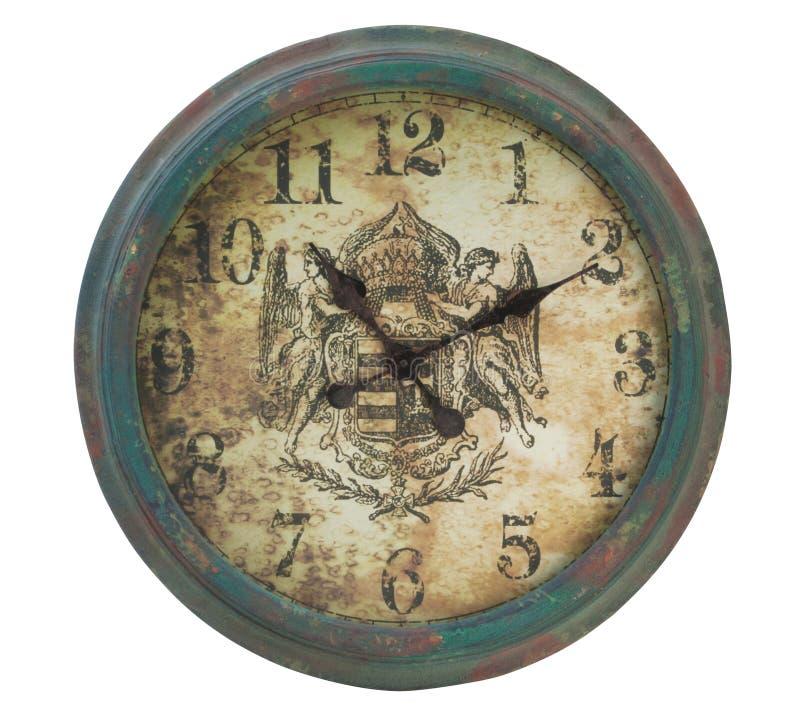 Free Vintage Clock Royalty Free Stock Photo - 34824705