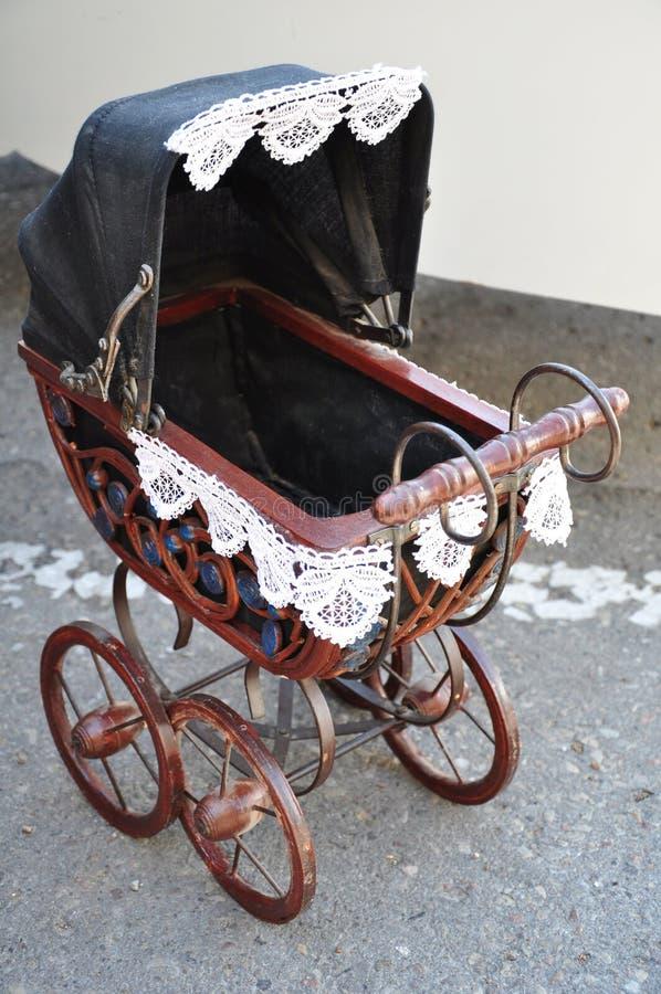 Download Vintage cradle stock photo. Image of retro, market, close - 24984408