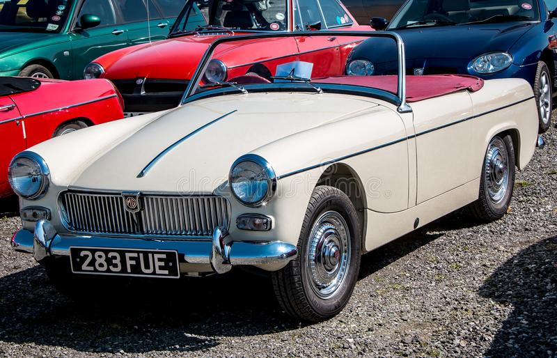 Mg Midget Stock Images - Download 69 Royalty Free Photos