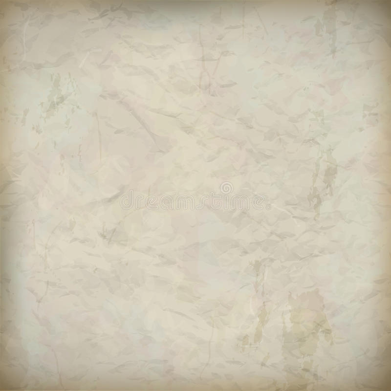 Free Vintage Crumpled Old Paper Textured Background Royalty Free Stock Photos - 28889798