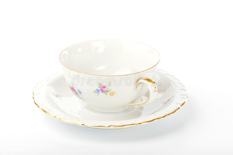 Download Vintage Cup And Saucer Stock Images - Image: 24521744