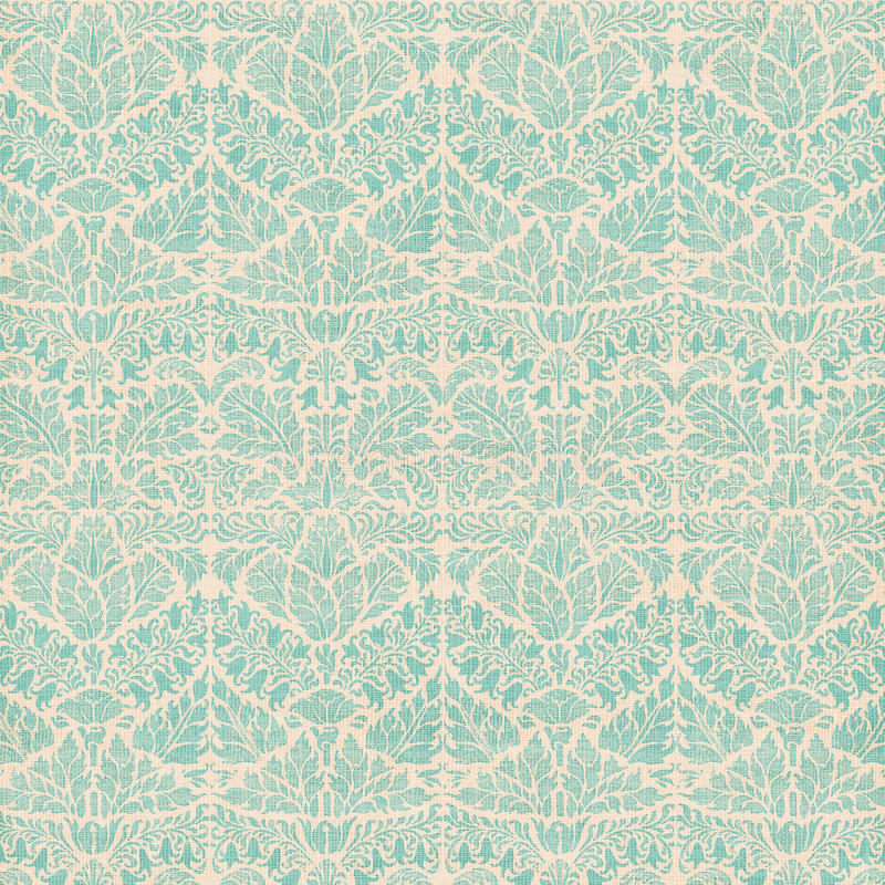 Download Vintage Damask Scrapbook Background Pattern Stock Image - Image: 17296339