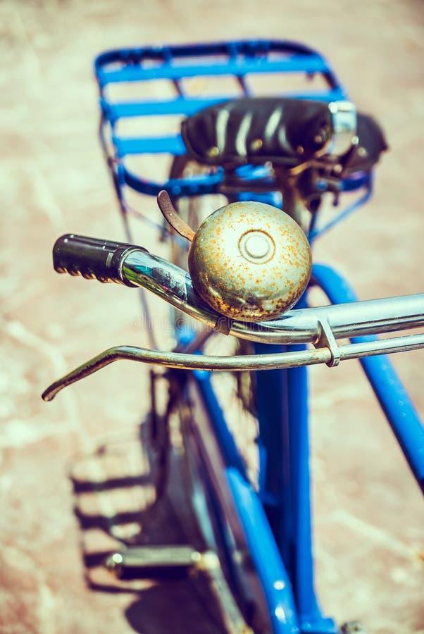 Vintage de la bicicleta foto de archivo