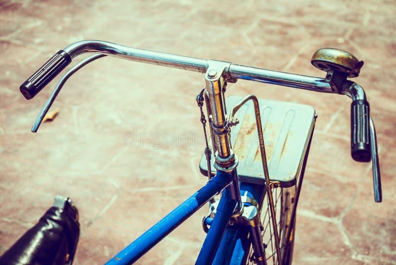 Vintage de la bicicleta imágenes de archivo libres de regalías