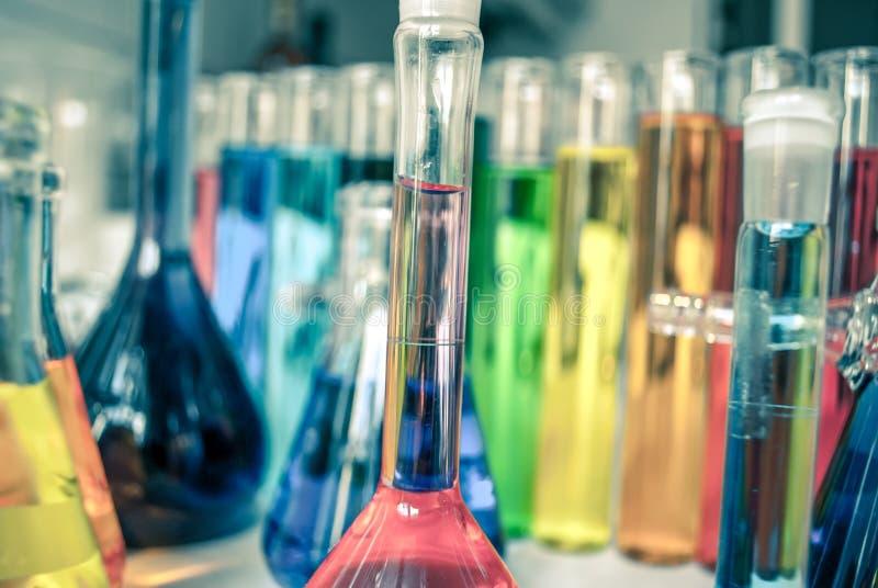 Vintage de la química imagen de archivo libre de regalías