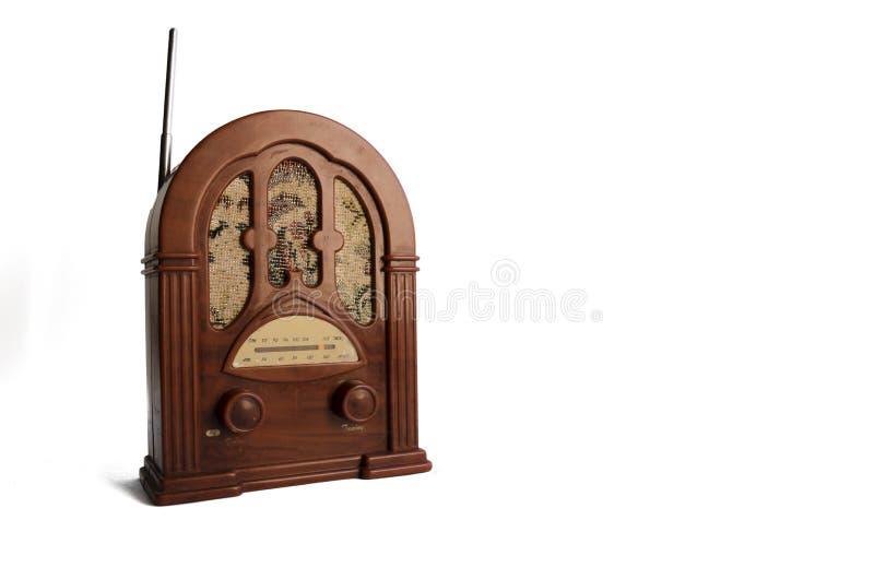 Vintage de radio fotos de archivo libres de regalías