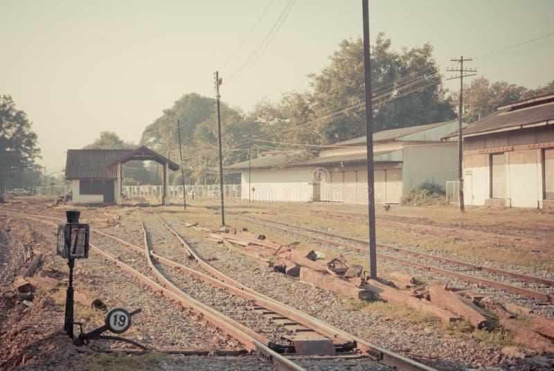 Vintage de train images stock
