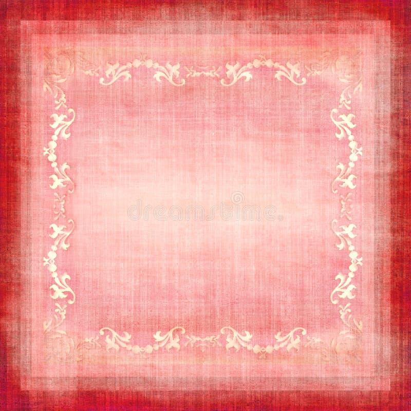 Download Vintage Decorative Fabric Grunge Stock Illustration - Image: 4578367