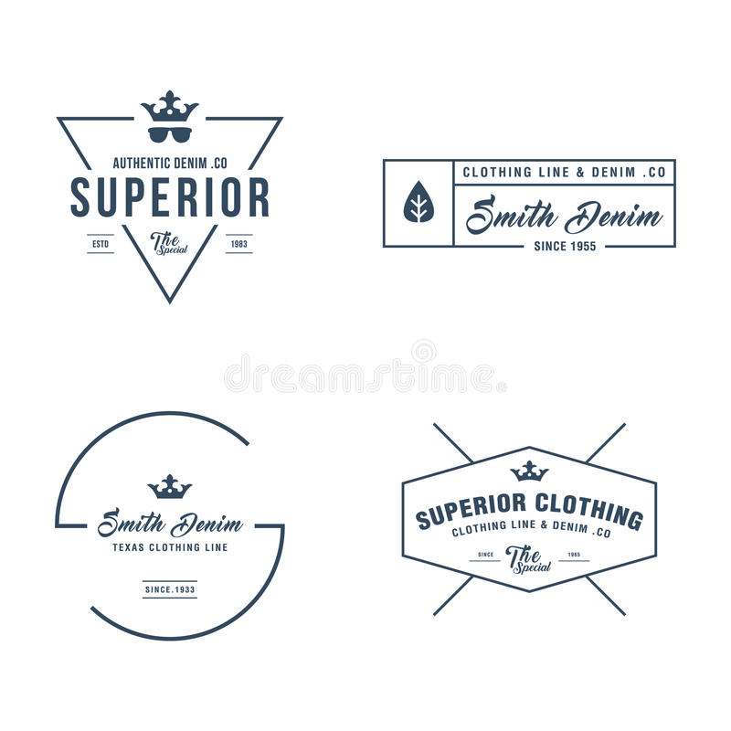 Label clothing diagram wiring diagram database vintage denim badge label classic clothing line in white background rh dreamstime com cell diagram labeled ear diagram labeled ccuart Images