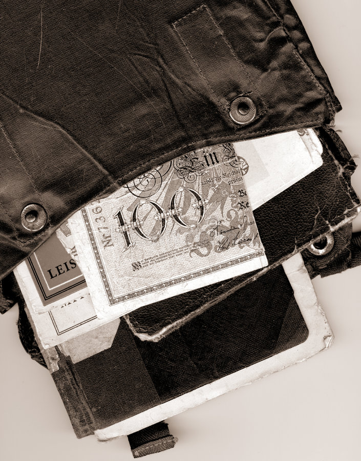 Download Vintage documents stock photo. Image of germany, vintage - 1823358