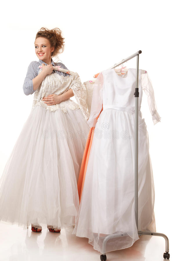 Download Vintage Dress Stock Photo - Image: 28802890