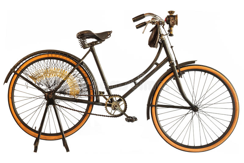 Download Vintage Early Twentieth Century Bicycle Royalty Free Stock Image - Image: 27089586