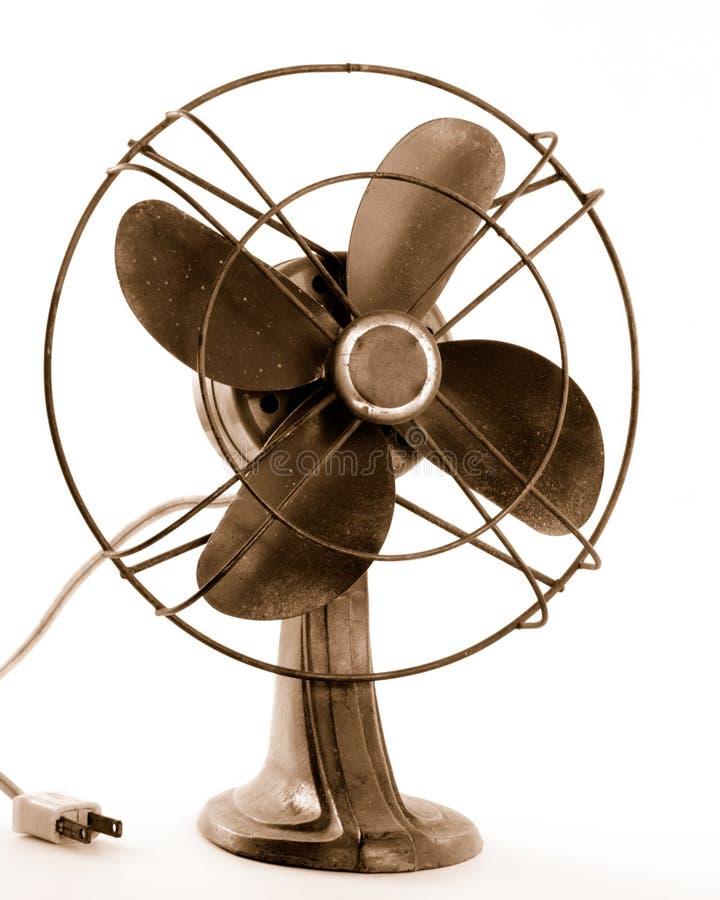 Vintage Electric Fan royalty free stock photo