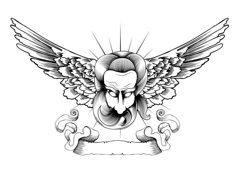 Download Vintage emblem stock vector. Image of scroll, elegance - 8003733
