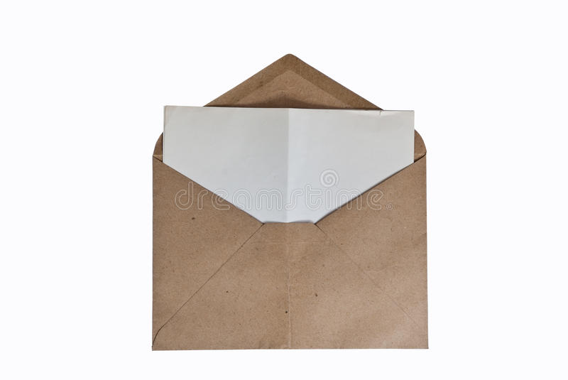 Download A Vintage Envelope Stock Image - Image: 15126521